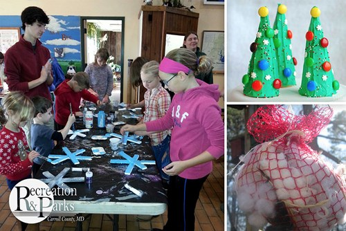 Piney Run Childrens Holiday Workshop