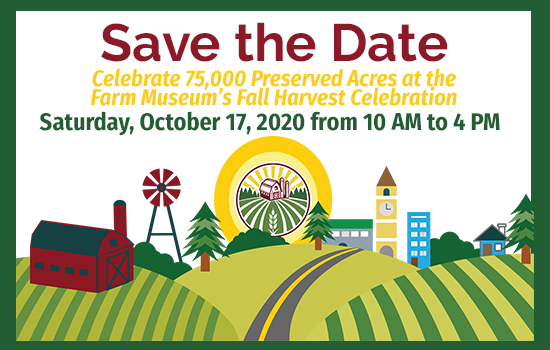 Celebrating 75,000 Acres Preserved & Growing