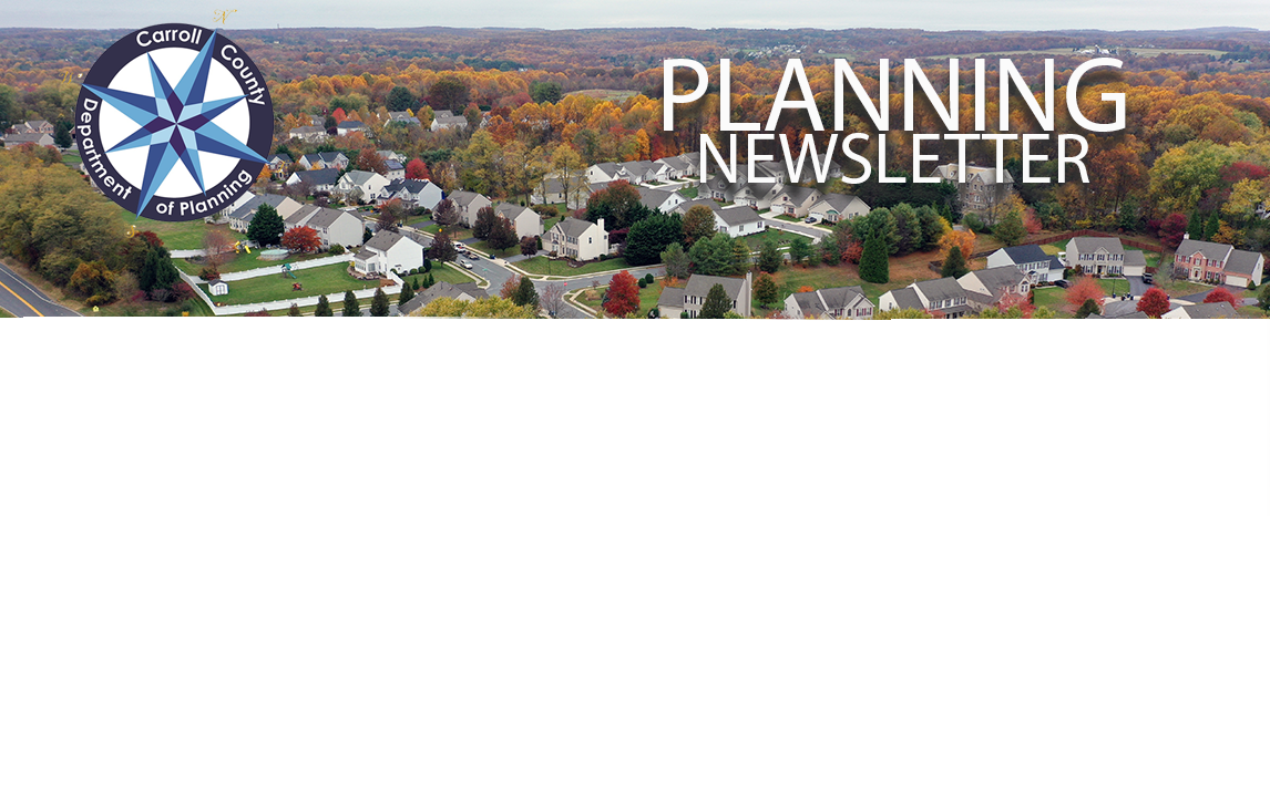 Department of Planning Newsletter 2020
