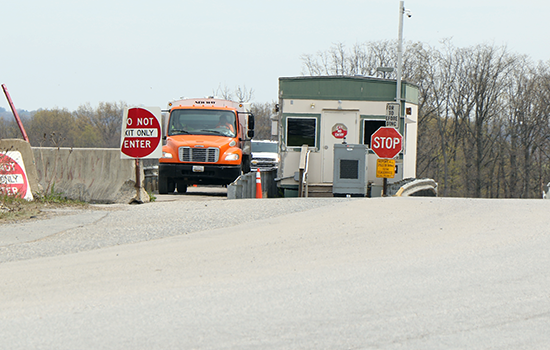 Landfill Opens with Changes on April 20th