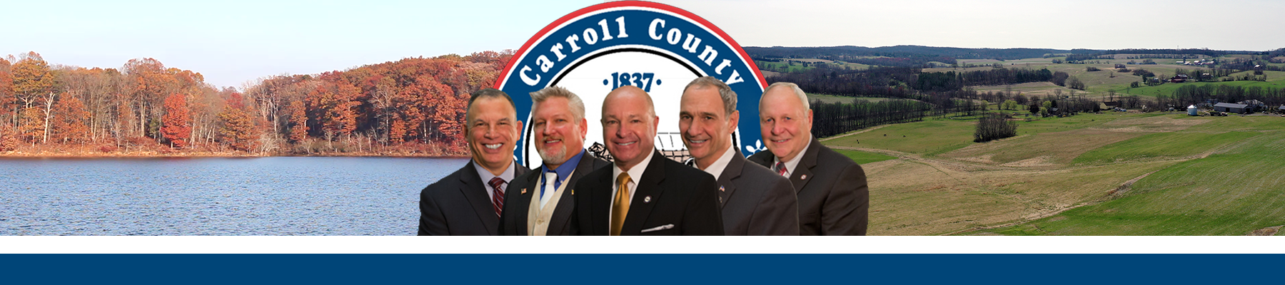 Board of Carroll County Commissioners Open Session May 6, 2021