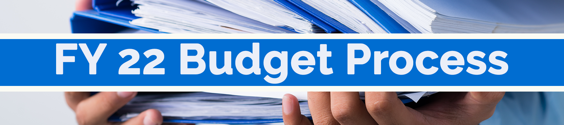 FY 22 Proposed Budget Work Session April 20, 2021