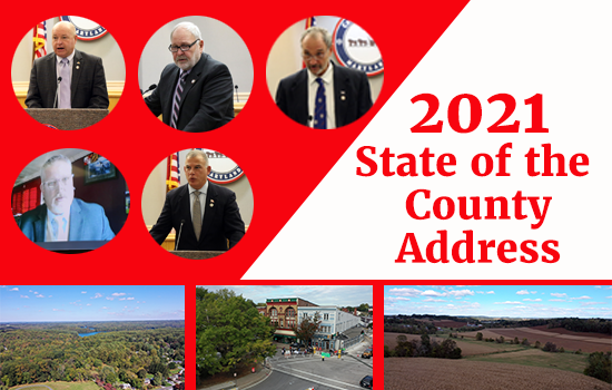2021 State of the County