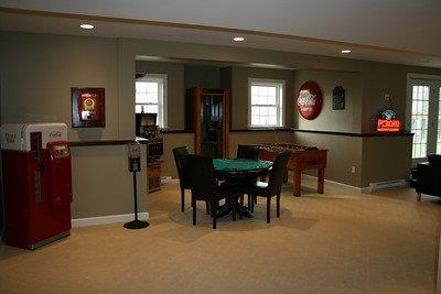 Finishing a Basement or Interior Renovation