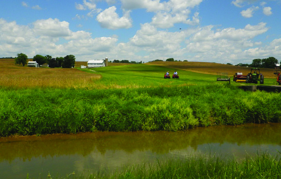 What is an Agricultural Conservation Easement?