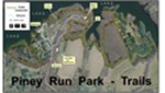Piney Run Park Trail Map