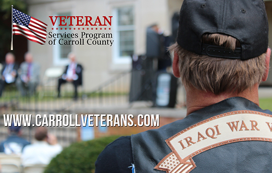 Carroll County's Veteran Services Program Overview