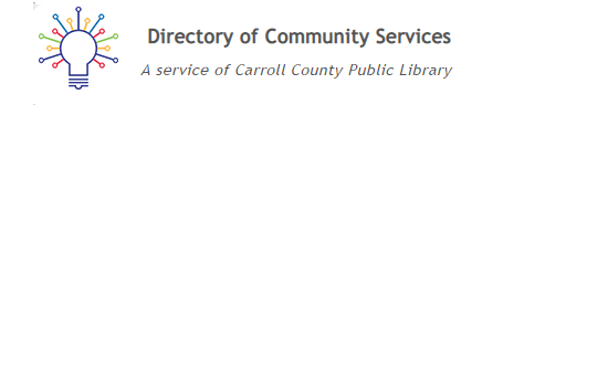 Directory of Community Services for Carroll County