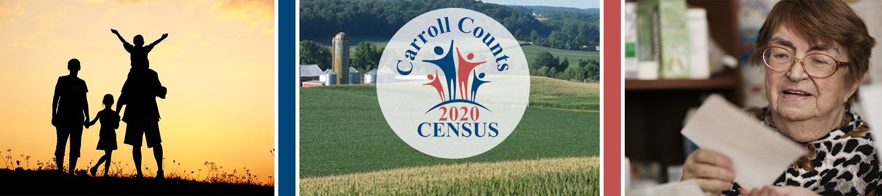 Carroll Counts 2020- Census 2020